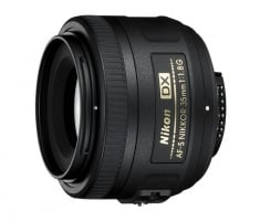 Nikon AF-S Nikkor 35 mm f/1.8 G DX