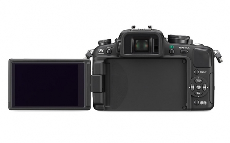 Panasonic Lumix DMC-G1 3