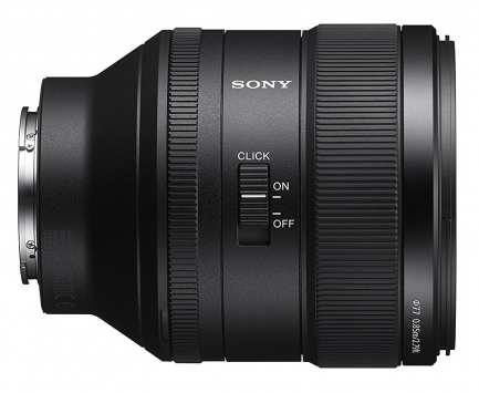 Sony FE 85 mm f/1.4 GM 4