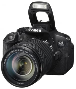 Canon EOS 700D (Digital Rebel Rebel T5i) 8