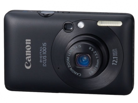 Canon IXUS 100 IS (PowerShot SD780 IS) 1