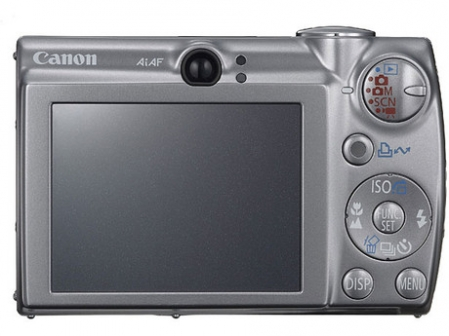 Canon IXUS 850 IS (PowerShot SD800 IS) 2