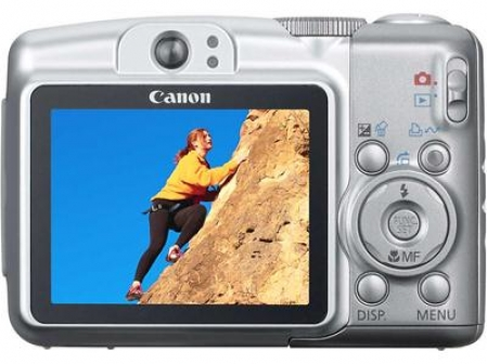 Canon PowerShot A720 IS 2