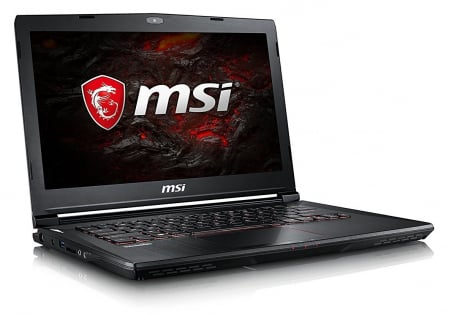 MSI GS43VR 7RE Phantom Pro 6
