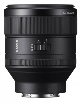 Sony FE 85 mm f/1.4 GM 6