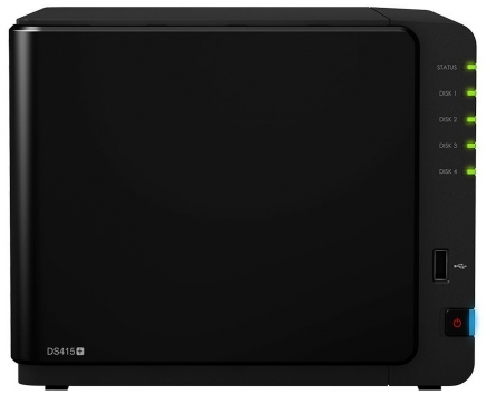 Synology DiskStation DS415 Plus 1