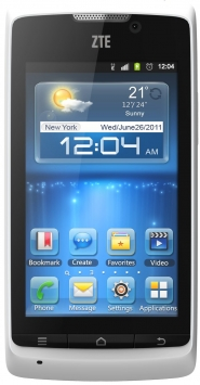 ZTE Blade II ( Orange San Francisco II ) 1