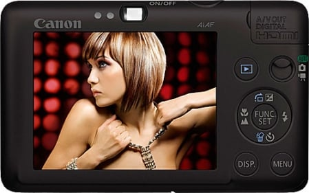 Canon IXUS 100 IS (PowerShot SD780 IS) 2