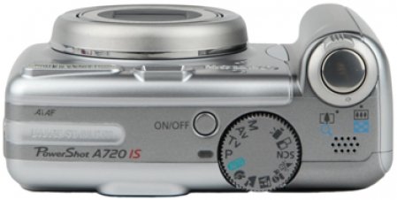 Canon PowerShot A720 IS 3