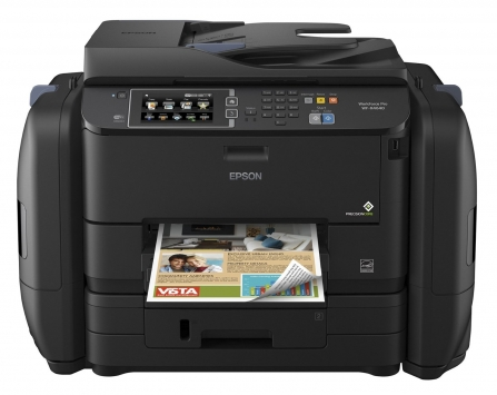 Epson WorkForce Pro WF-R4640 EcoTank All-in-One 1
