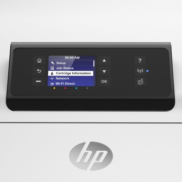 HP PageWide Pro 452dw 4