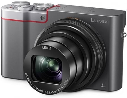 Panasonic Lumix DMC-TZ110 1