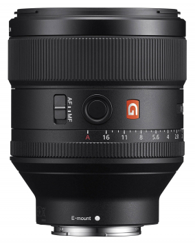 Sony FE 85 mm f/1.4 GM 1