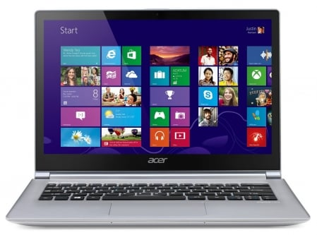 Acer Aspire S3-392G (2014 Edition) 1