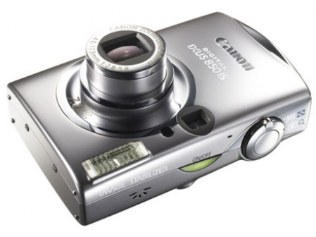 Canon IXUS 850 IS (PowerShot SD800 IS) 4