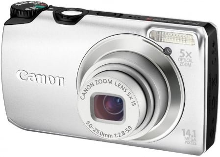 Canon Powershot A3200 IS 1