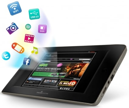 Energy Sistem Tablet i724 4
