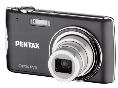 Pentax Optio P70 4