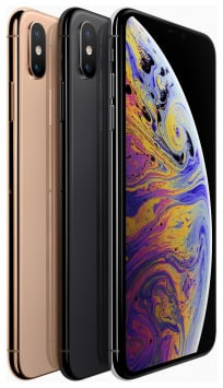 Apple iPhone XS 5