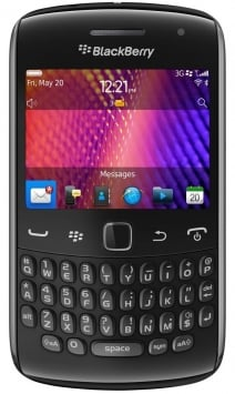 Blackberry 9360 Curve 1