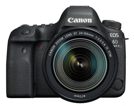 Canon EOS 6D Mark II 6