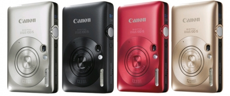 Canon IXUS 100 IS (PowerShot SD780 IS) 4