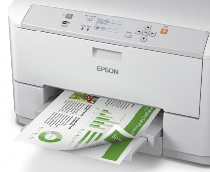 Epson WorkForce Pro WF-5190DW 7