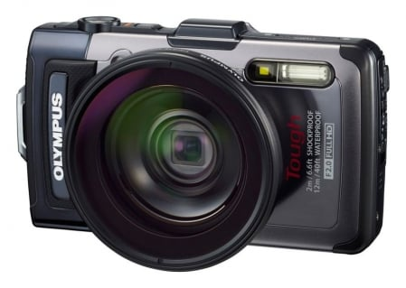 Olympus Tough TG-1 5
