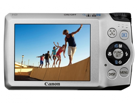 Canon Powershot A3200 IS 3