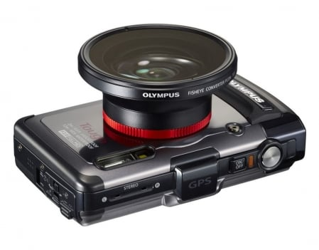 Olympus Tough TG-1 6