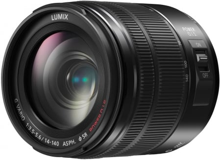 Panasonic Lumix G Vario 14-140mm F3.5-5.6 ASPH. Power OIS 3