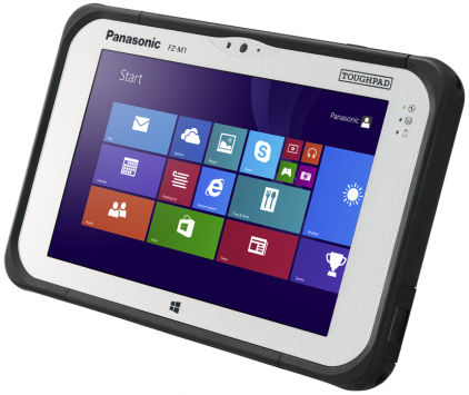 Panasonic Toughpad FZ-M1 3