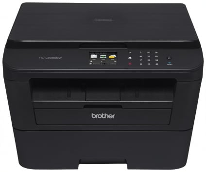 Brother HL-L2380DW 1