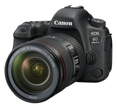 Canon EOS 6D Mark II 10