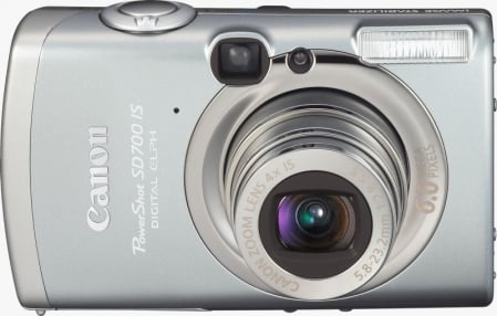 Canon IXUS 800 IS (PowerShot SD700 IS) 1