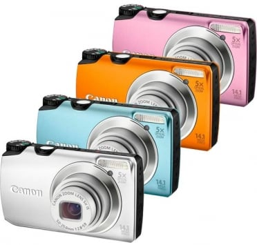 Canon Powershot A3200 IS 4
