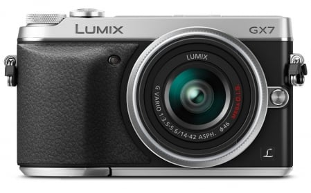 Panasonic Lumix DMC-GX7 1