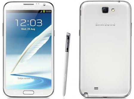 Samsung Galaxy Note II 2