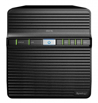 Synology DiskStation DS418j 1