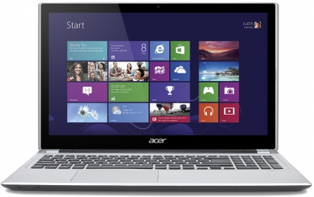 Acer Aspire E5-571P Touch 1