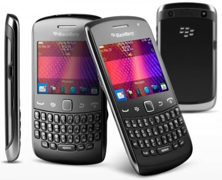 Blackberry 9360 Curve 3