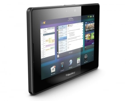BlackBerry PlayBook 1
