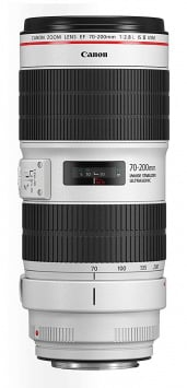 Canon EF 70-200mm f/2.8L IS III USM 2