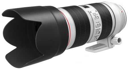 Canon EF 70-200mm f/2.8L IS III USM 4