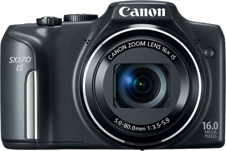 Canon PowerShot SX170 IS 1