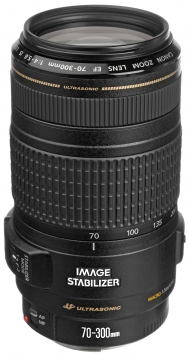 Canon EF 70-300 mm f/4-5.6 IS USM 1