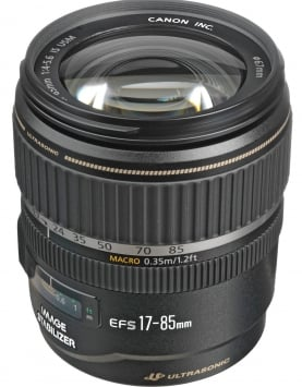 Canon EF-S 17-85 mm f/4-5.6 IS USM 2