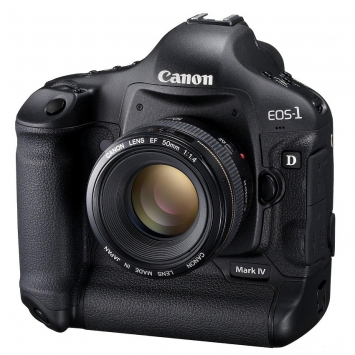 Canon EOS-1D Mark IV 1
