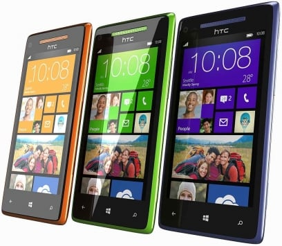 HTC Windows Phone 8X 3
