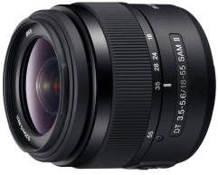Sony SAL18552 18-55mm f/3.5-5.6 DT SAM II
